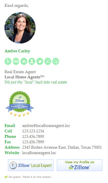 socialite-real-estate-email-signature-template