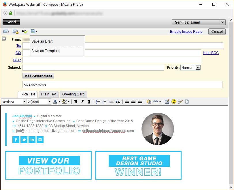 email godaddy com workspace login